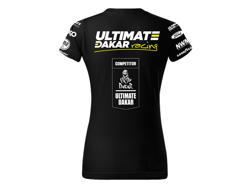 Obrázek galerie Tričko Ultimate Dakar Racing - Dámské - M