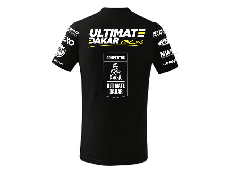 Obrázek galerie Tričko Ultimate Dakar Racing - Dětské - 10YO