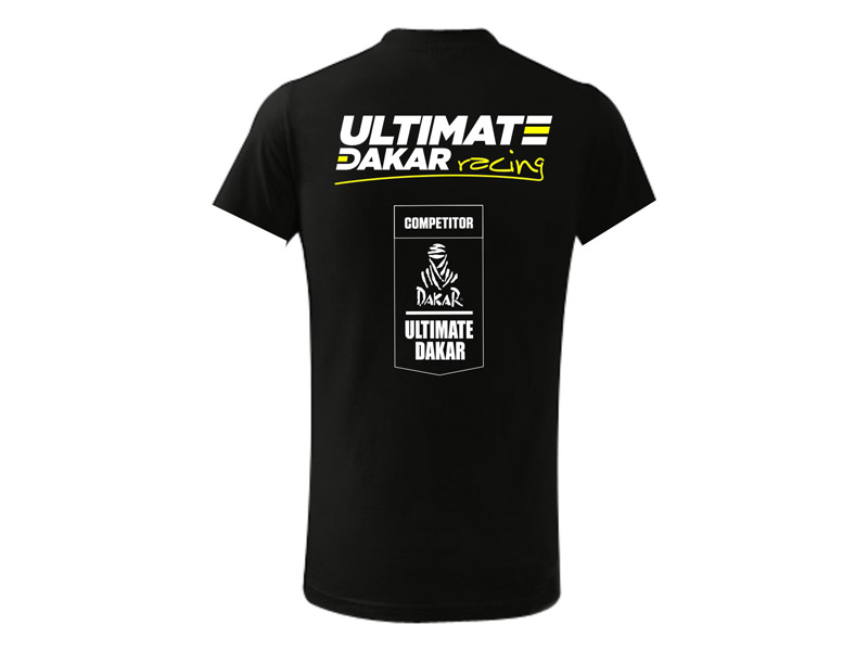 Obrázek galerie Tričko Ultimate Dakar Racing - Dětské - 4YO