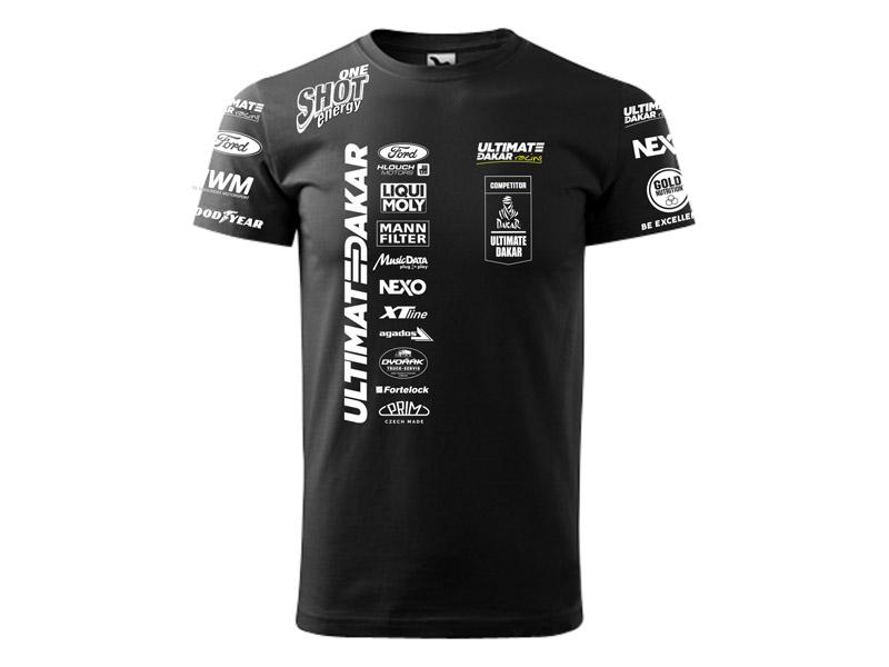 Obrázek galerie Tričko Ultimate Dakar Racing - Pánské - XL