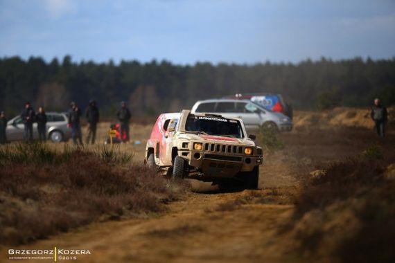 Ultimate Dakar v Polsku úspěšně