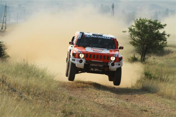Ultimate Dakar odstartuje v polském pokračování Světového poháru