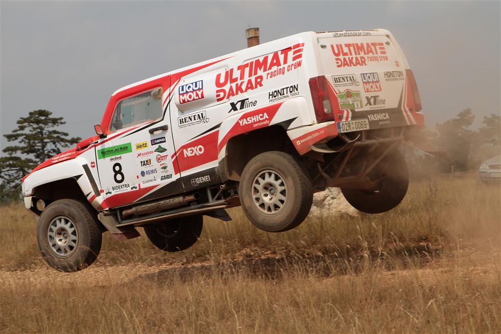 Rally Morocco – vzhůru do dun