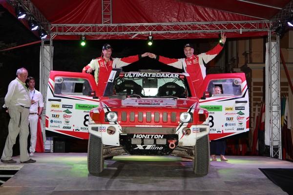 Co je na Dakaru nejtěžší?