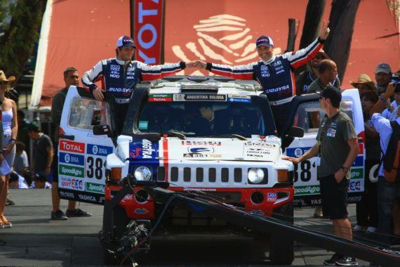 První etapa rallye Dakar byla zrušena