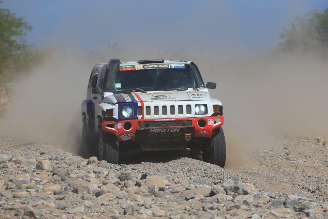 Tomáš Ouředníček a Pavel Vaculík úspěšně dokončili rallye Dakar 2016