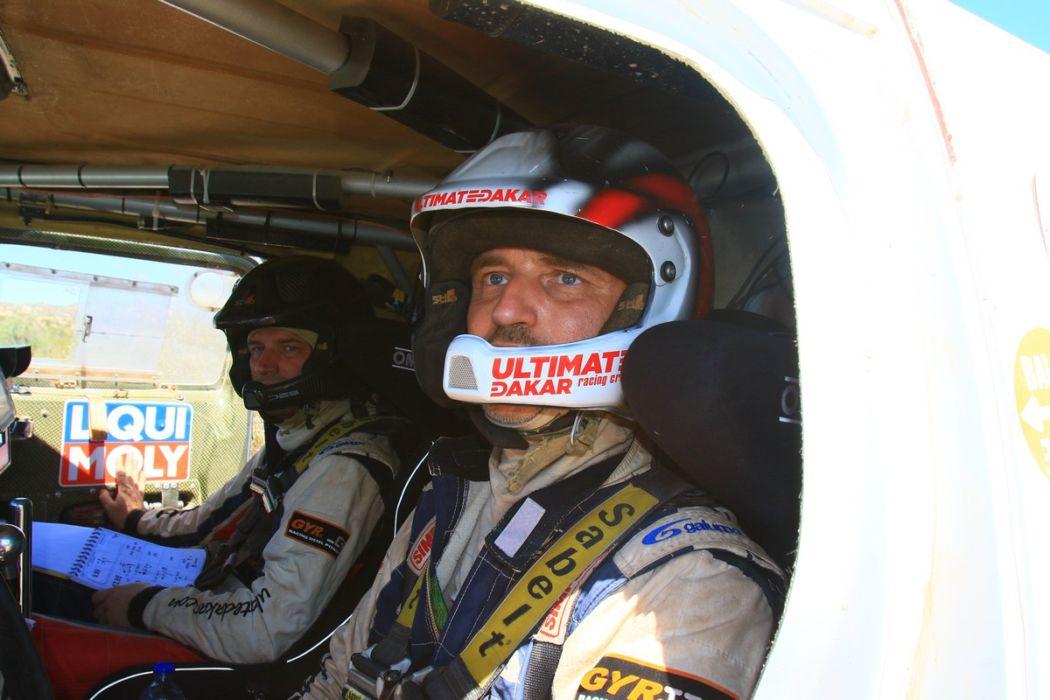 Výjimečná šance pro posádku Buggyra Ultimate Dakar