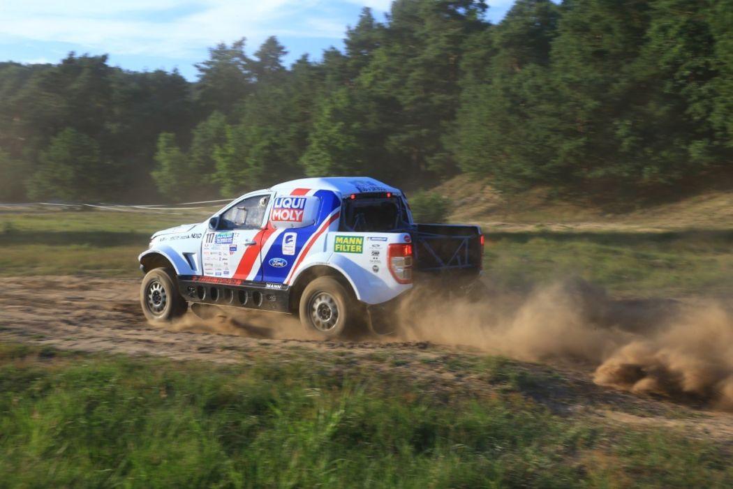 Buggyra Ultimate Dakar mezi nejlepšími