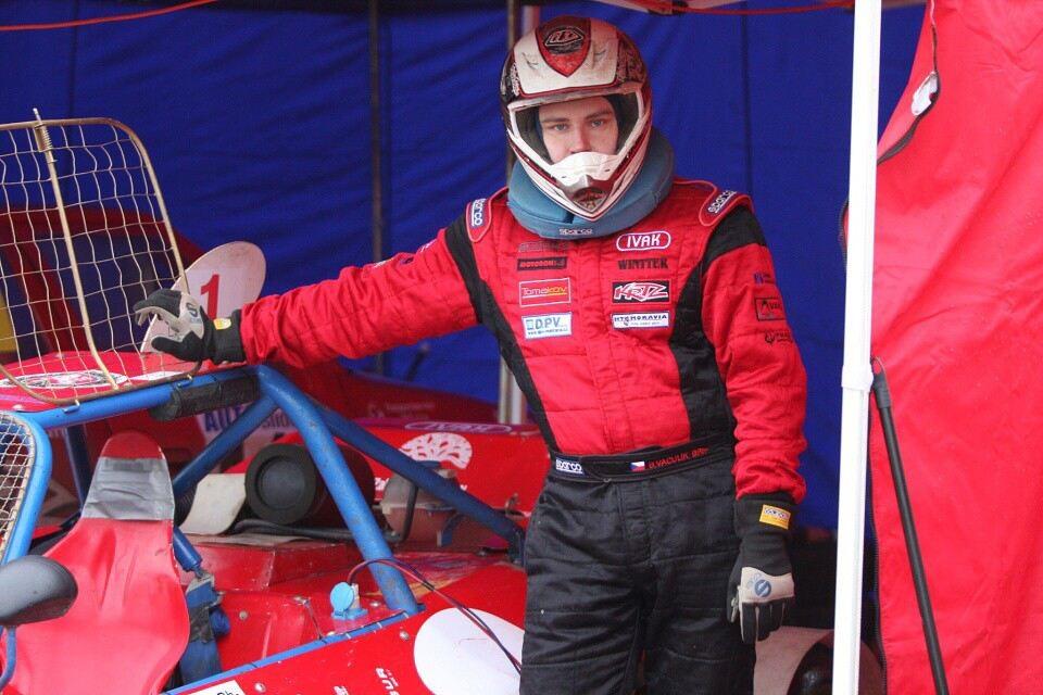 Český autokrosový šampion poprvé s vozem Hummer H3 EVO 1 týmu Buggyra Ultimate Dakar