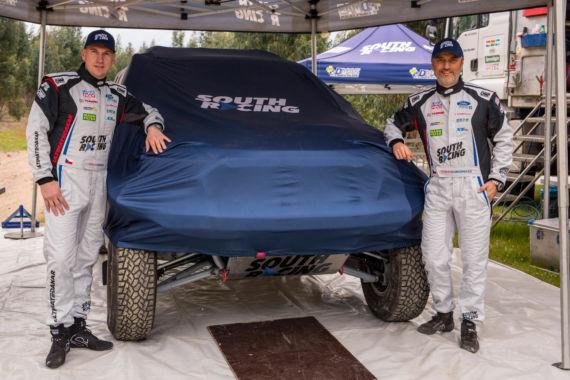 Tomáš Ouředníček představí v české premiéře Ford Ranger Dakar