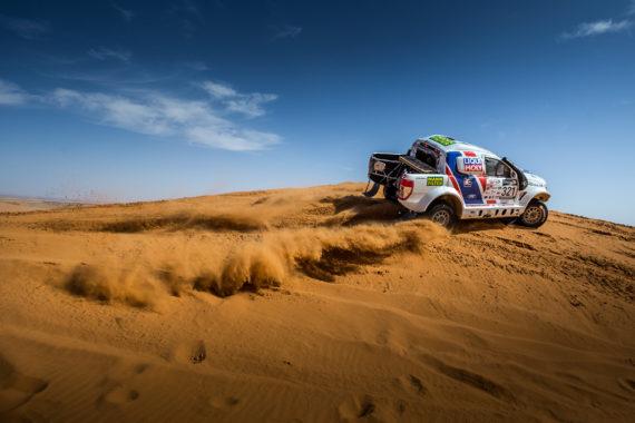 Obrázek galerie Rally Morocco 2016