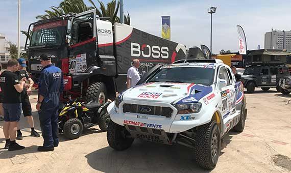Morocco Desert Challenge startuje! Sledujte Tomáše Ouředníčka živě