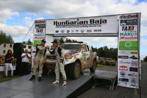 Obrázek galerie Hungarian Baja 2017