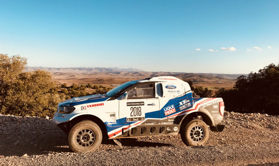 """Tým South Racing CE připraven na """"generální zkoušku"""""""