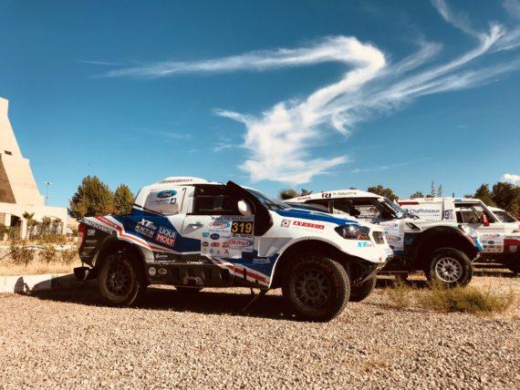Obrázek galerie Rallye OiLybia Maroc