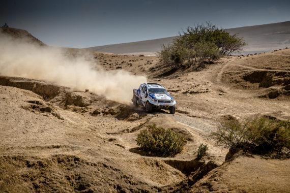 Obrázek galerie Rallye OiLybia Maroc 2017
