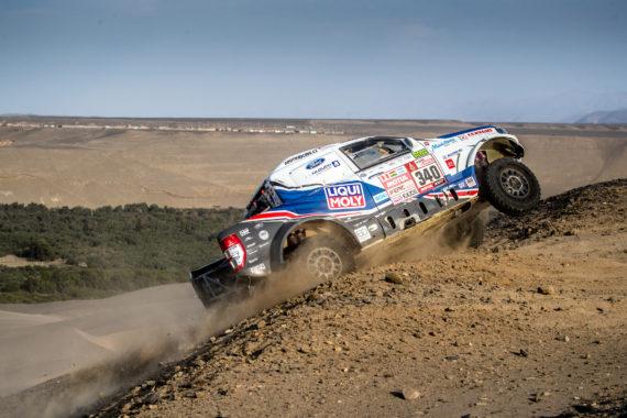 Obrázek galerie Dakar 2018 - etapa 5
