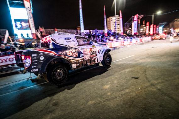 Obrázek galerie Dakar 2018 - etapa 14