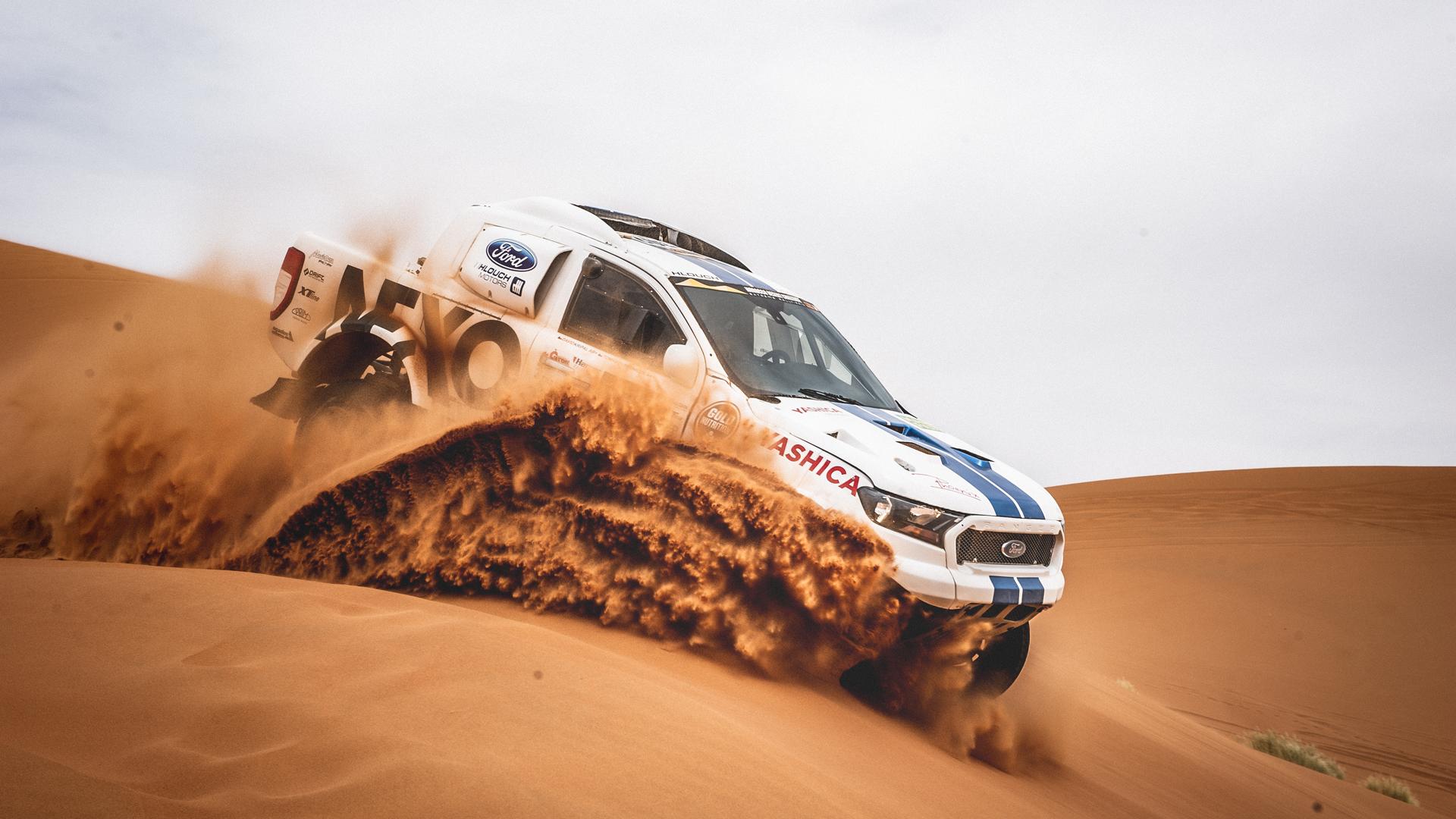 Dakarský Ranger na prestižním festivalu
