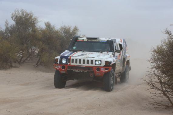 Obrázek galerie Zvládli jsme Dakar Rallye 2016