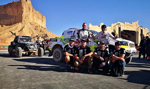 Rallye Dakar 2020: Největší dakarští srdcaři vybojovali další medaili