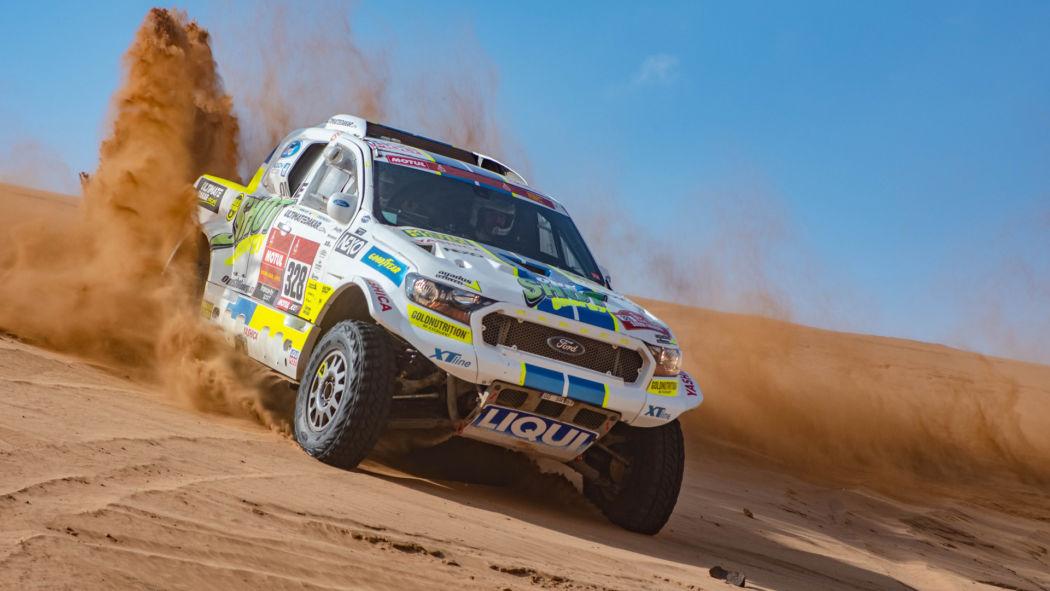 Hektické přípravy na Dakar 2020
