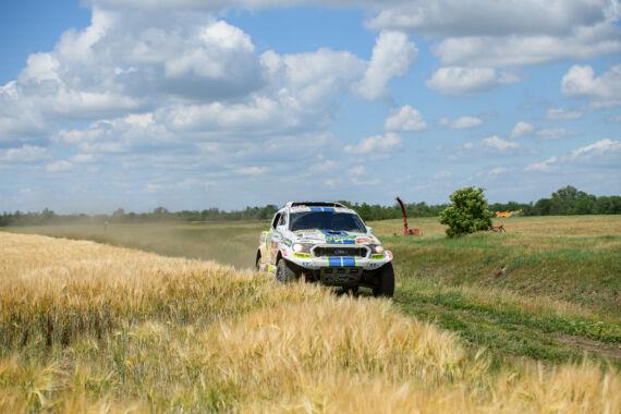 Obrázek galerie Otevřené hranice využil tým ULTIMATE DAKAR k testování v Maďarsku
