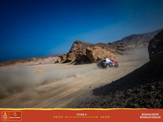 Obrázek galerie Dakar 2021: Stage 9