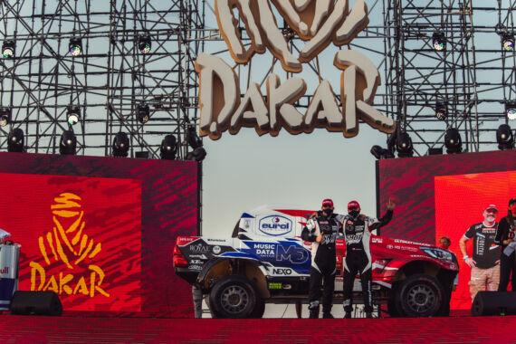Obrázek galerie DAKAR 2021: Prolog, Startovní rampa