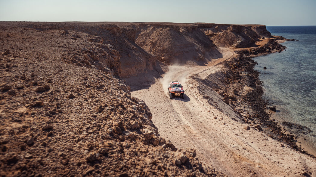 Hvězdy na Dakaru končí, Tomáš s Davidem pokračují